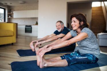 prática de exercícios para aumento da imunidade