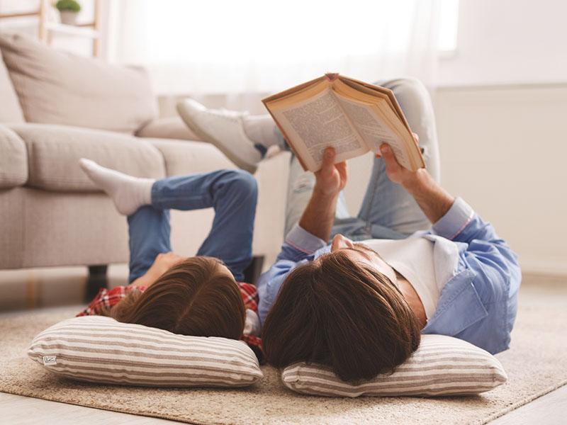 O que fazer na pandemia? Leia um livro.