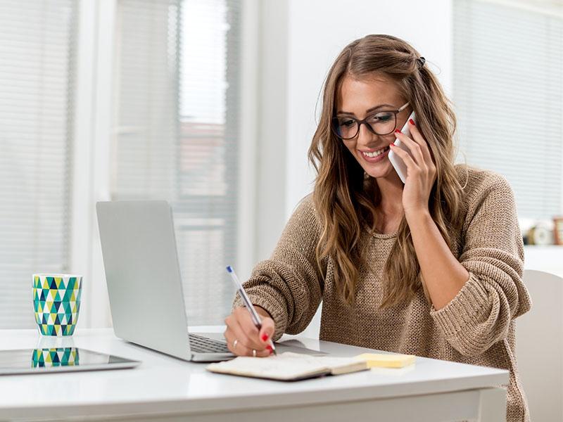 Descubra como aumentar a produtividade no home office